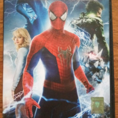 The Amazing Spider-Man 2 ,Uimitorul Om-Păianjen 2,DVD film subtitrat in romana