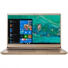 Laptop Acer Swift 3 SF315-52G-8236 15.6 inch FHD Intel Core i7-8550U 8GB DDR4 256GB SSD nVIdia GeForce MX150 2GB FPR Windows 10 Home Luxury Gold
