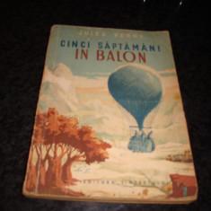 Jules Verne - Cinci saptamani in balon - 1951