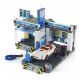 Statie reparatii masini cu spalatorie Bosch, Klein