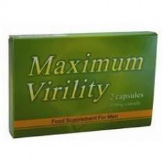 Maximum Virility max 2 capsule potenta