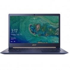 Laptop Acer Swift 5 Pro SF514-52TP-878F 14 inch FHD Touch Intel Core i7-8550U 16GB DDR3 512GB SSD Windows 10 Pro Charcoal Blue