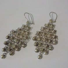 Cercei argint vintage -2147