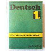 Deutsch - ein Lehrbuch fur Auslander. Teil 1 a foto