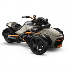 Can-Am Spyder F3-S SE6 Liquid Titanium 2019