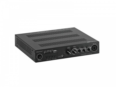 Amplificator cu USB player si bluetooth Omnitronic DJP-900P foto