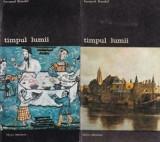 Fernand Braudel - Timpul lumii ( 2 vol. )