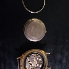 Ceas barbatesc vechi,functional,ceas de mana SLAVA vintage,21 jewels,T.GRATUIT