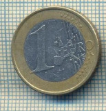 12027  MONEDA - GERMANIA - 1 EURO  - ANUL 2002 F  -STAREA CARE SE VEDE