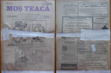 Ziarul Mos Teaca , jurnal tivil si cazon , nr. 41 , an 1 , 1895 , Bacalbasa