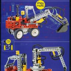 LEGO 8837 Pneumatic Excavator