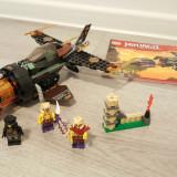 Lego Ninjago - Boulder Blaster (70747)