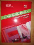 Evaluare nationala limba romana. Editura ART