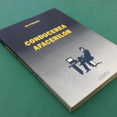 CONDUCEREA AFACERILOR/ DAN POPESCU/ 1995