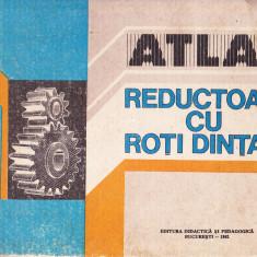 ATLAS REDUCTOARE CU ROTI DINTATE