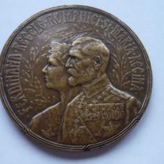 MEDALIE FERDINAND SI MARIA 1922