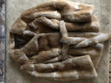 Vând blana naturală de vizon!