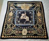 Esarfa matase Hermes colectia Ludovicus Magnus, Multicolor