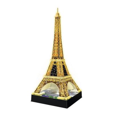 Puzzle 3D-Tour Eiffel(216 piese) foto