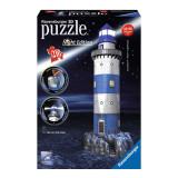 Puzzle 3D-Farul din Alexandria(216 piese), Ravensburger