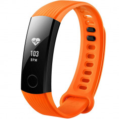 Bratara Fitness Huawei Honor Band 3 Standard Edition Portocaliu