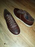 LICHIDARE STOC !Pantofi dama TIMBERLAND originali piele gri sau maro 37 si 38