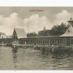 Baia Ocna Sibiului Lacul Closca, Necirculata, Printata