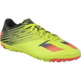 Ghete Fotbal Adidas Messi 153 TF S74696, 40, 42, 44, 44 2/3, 45 1/3, Orange, Barbati