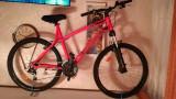 Bicicleta MTB Rockrider B'TWIN, 26, 21
