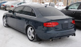 Prelungire buza spoiler tuning sport bara spate Audi A4 B8 8K S4 RS4 Sline v3