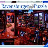 """Puzzle """"Hambarul bunicului""""(1000 piese), 2D (plan), Ravensburger"""