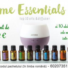 Uleiuri esentiale aroma terapie
