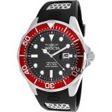 Ceas Invicta barbatesc Pro Diver 12561 rosu Rubber Quartz Diving