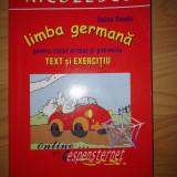 Limba germana text si exercitiu editura Niculescu