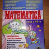 Culegere de matematica pentru clasa a VI-a editura Universal