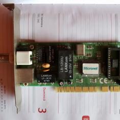 modem si placa retea pentru pc - PCI -