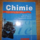Manual de chimie pentru clasa a VIII-a editura Corint, Clasa 8