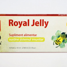 Fiole cu extract de Royal Jelly 10fiole x 10ml