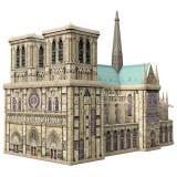 Puzzle 3D-Notre Dame(324 piese), Ravensburger