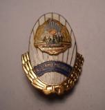 Insigna Academia Militara