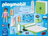"""Lego Playmobil """"City Life""""-Dormitor"""