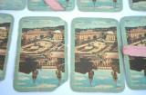 Pachet vechi de carti de joc unguresti incomplet pentru completare .