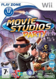 Movie Studio Party - Nintendo Wii [Second hand] md, Board games, 3+, Multiplayer