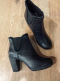 LICHIDARE STOC !Botine TIMBERLAND Earth Keepers originale piele foarte comode 38, Negru, Piele naturala
