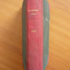 JURISPRUDENTA ROMANA A INALTEI CURTI DE CASATIE SI JUSTITIE - ANUL XIV - 1927