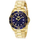 Ceas Invicta barbatesc Automatic Pro Diver G3 8930 albastru auriu Tone Self Wind Diving