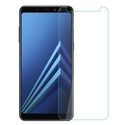 Geam Protectie Display Samsung Galaxy A8 A530 2018 Arc Edge foto