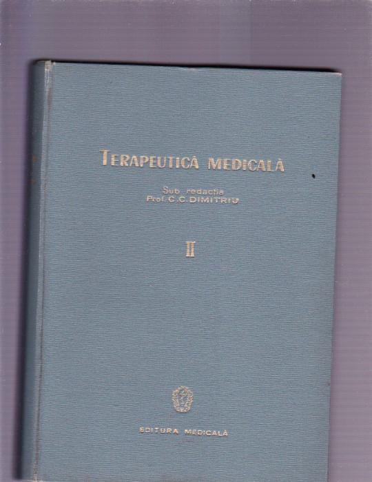 TERAPEUTICA MEDICALA VOL 2