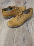 Pantofi dama TIMBERLAND Earth Keepers originali noi piele nubuck camel comozi 38, Cu talpa joasa