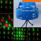 Proiector Laser XX-6 11 pentru sarbatorile de iarna, de interior